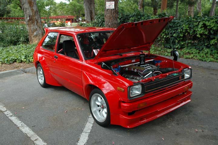 FS: 1982 Toyota KP61 Starlet w/ 4age [Archive] - Dori-Kaze