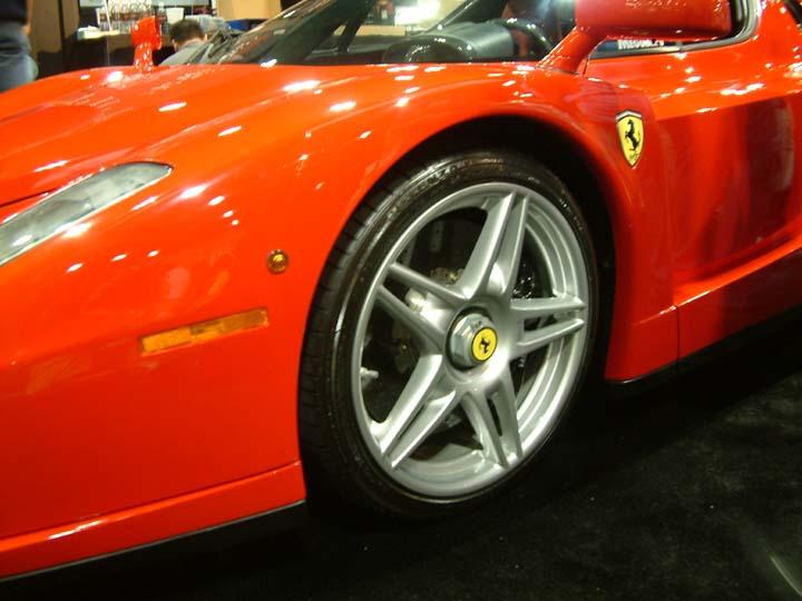 Ferrari Enzo,rims